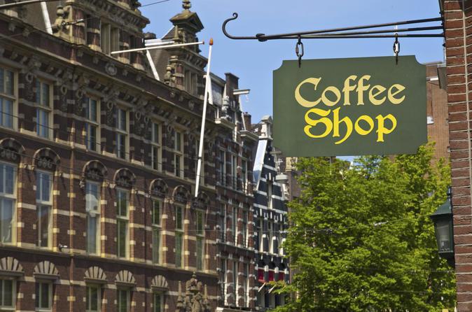 Excursão a pé alternativa por Amsterdã