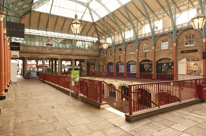 Excursão a pé pela Cidade Antiga de Londres