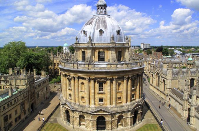 Oxford Rail Tour from London