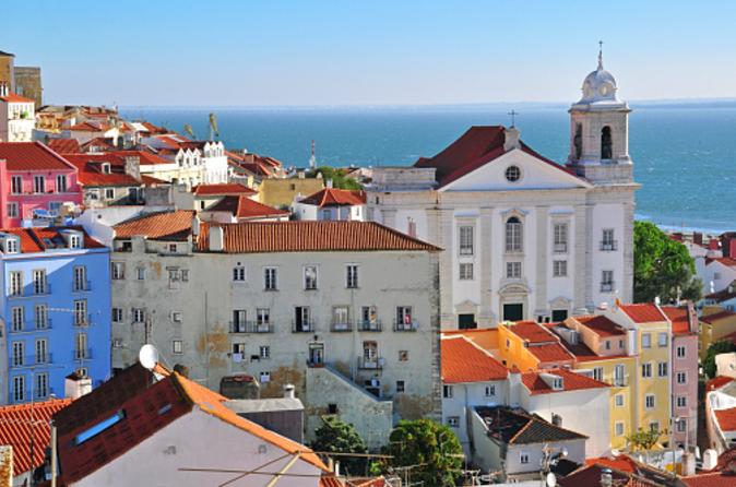 Tour a pé Alfama em Lisboa