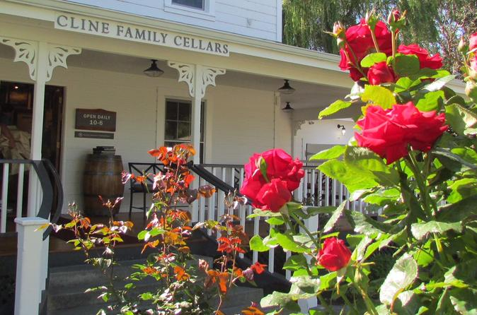 Enjoy a Morning in Wine Country: Sonoma Valley Half-Day Wine Tour