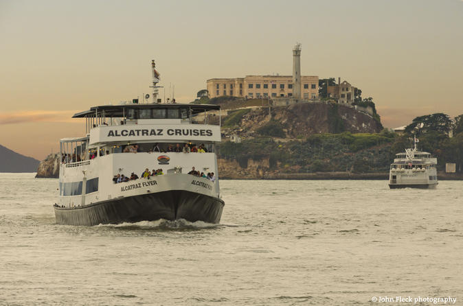 The Ultimate Day Trip: Alcatraz & Sonoma Valley Wine Tour