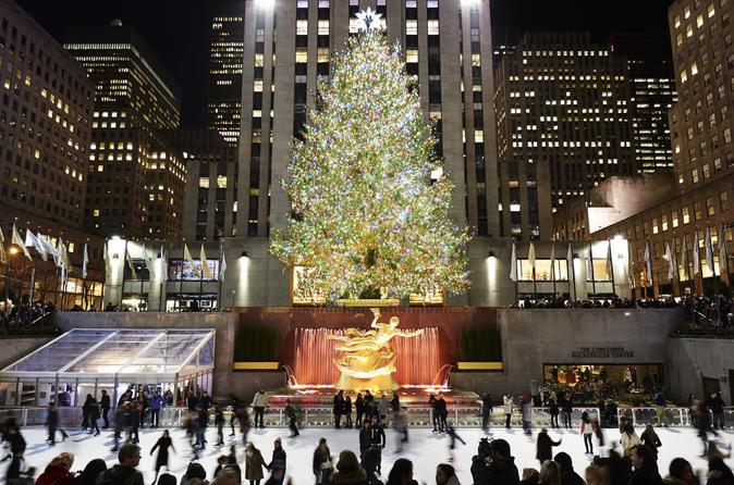 Viator Vip Rockefeller Center Late Night Ice Skating And Holiday