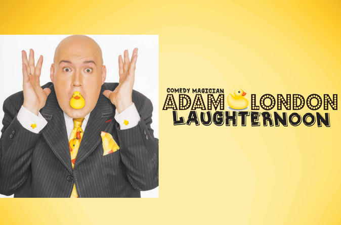 Laughternoon Starring Adam London at the D Las Vegas