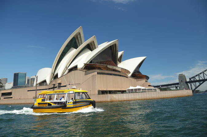 Sydney Harbour Snapshot 30-Minute Cruise