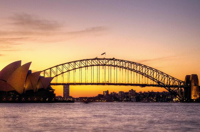 Sydney Harbour Sunset Cruise
