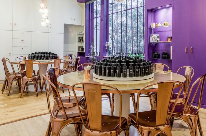 Perfume Workshop In Paris