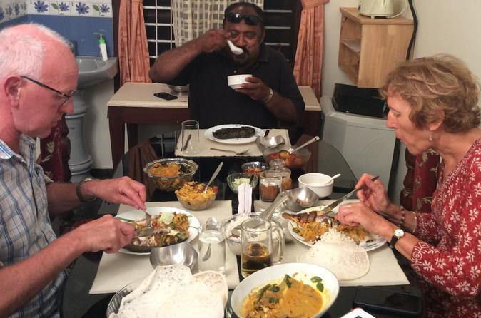 Kerala Culinary Experience With Local Host Family - Kochi