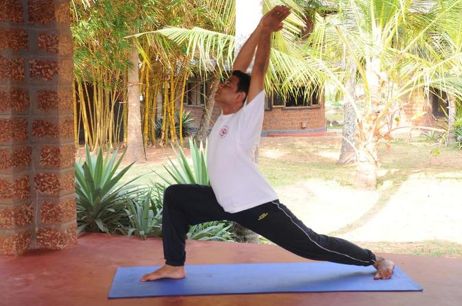 Yoga And Meditation Experience In Fort Kochi