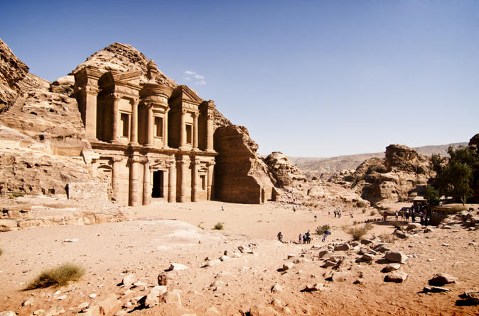 8-Night Israel Tour from Tel Aviv: Jerusalem, Dead Sea, Bethlehem, Nazareth, Northern Israel and Petra