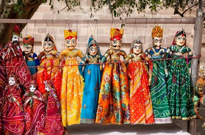 Half Day Jaipur Shopping Tour