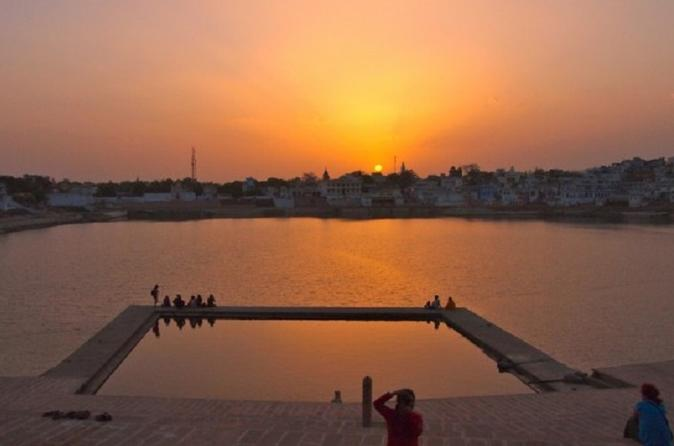 Same Day Ajmer Pushkar Tour With Lunch From Jaipur