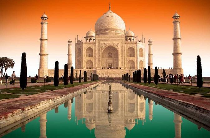 Taj Mahal Day Tour With Lunch From Jaipur