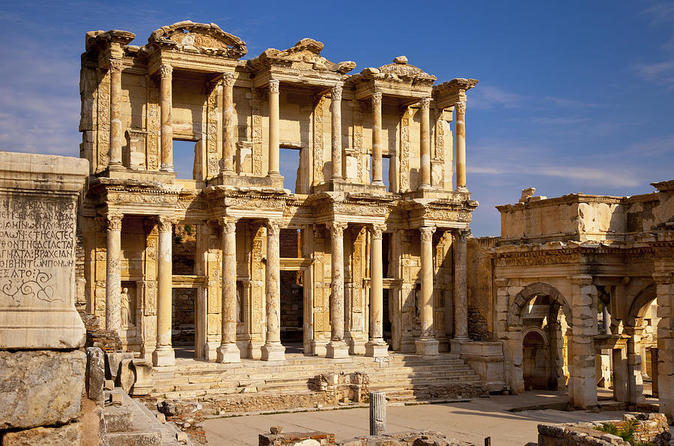 5-Day Tour of Istanbul, Ephesus and Pamukkale