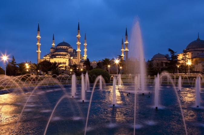 Full-Day City Tour With Private Tour Guide And Red Carpet Treatment With Luxury Minibus - Istanbul