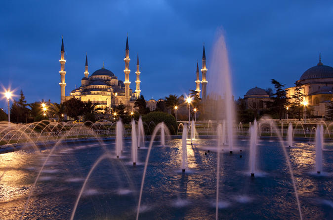 Full Day Private Old City Tour Of Istanbul