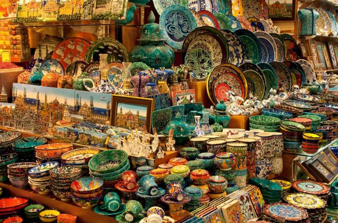 Turkish Shopping Experience From Istanbul