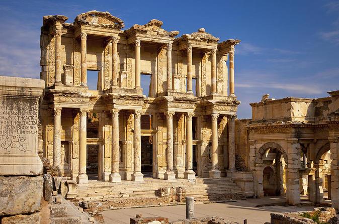 Viagem diurna privada de Istambul a Éfeso e Casa da Virgem Maria