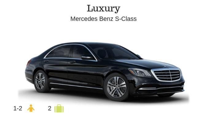 Airport Transfer - Luxury