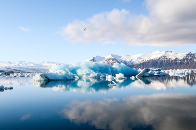Glacier Lagoon Private Tour - Reykjavik