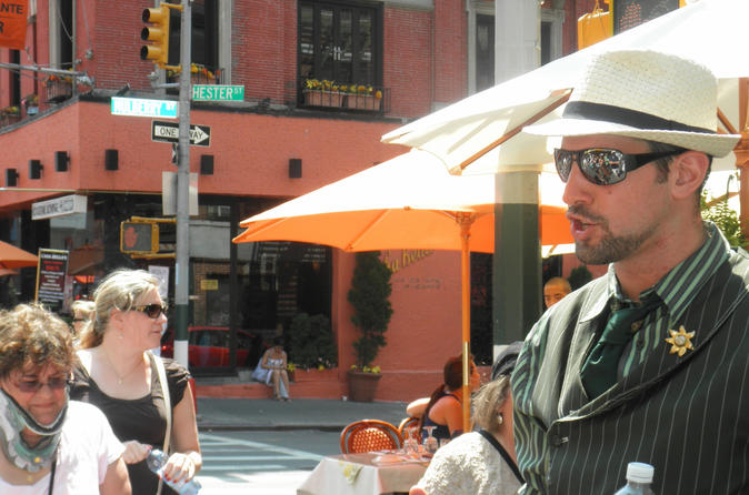 Little Italy And Chinatown Gangsters Walking Tour - New York City