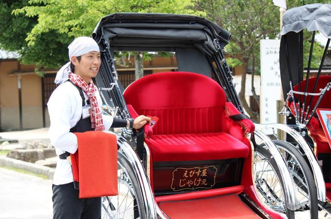 Kamakura rickshaw tour in kamakura 234827