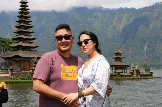 Country Side Bedugul And Tanah Lot Temple Tour Including Lunch At Rice Terrace - Kuta
