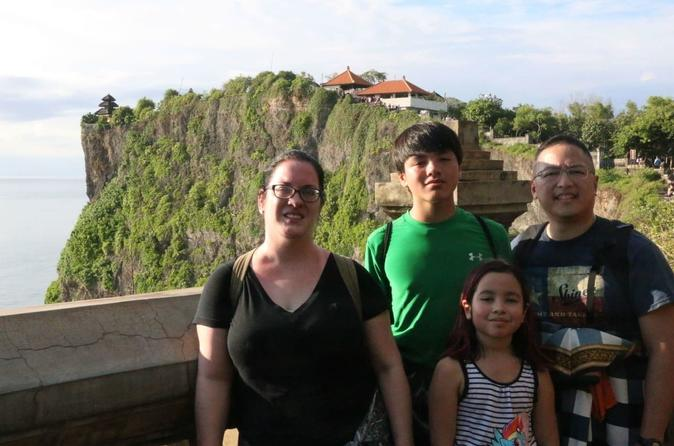 Private Half Day Tour Most Visited Bali Temple And Beach - Kuta