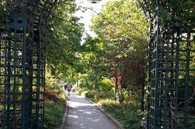 Bastilha District: Degustação de Comida, Promenade Plantée e Viaduc des Arts Excursão a pé