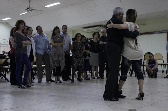 Private Tango Lesson - Buenos Aires