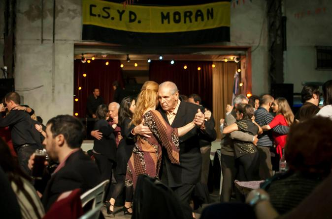 Private Tango Milonga With Shared Lesson - Buenos Aires