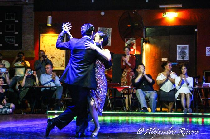 Small-group Tango Milonga And Lesson - Buenos Aires