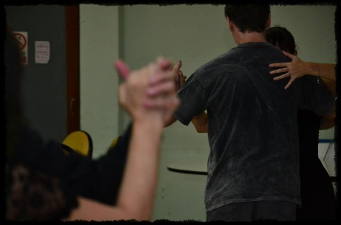 Tango Lesson And Argentinian Barbeque - Buenos Aires
