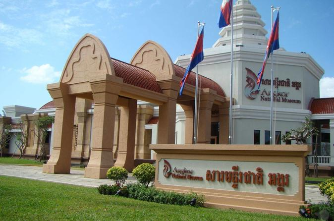 Angkor National Museum Admission - Siem Reap