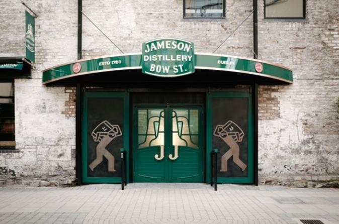 Jameson distillery bow st experience in dublin 449913