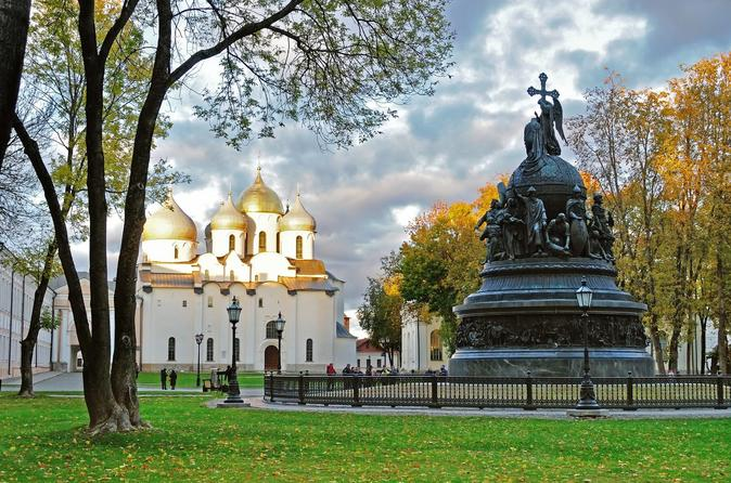 Private Full-Day Trip to Novgorod from St Petersburg
