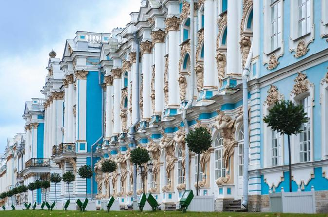 Private Imperial Residences Tour: Pushkin (Tsarskoye Selo) & Pavlovsk Palace