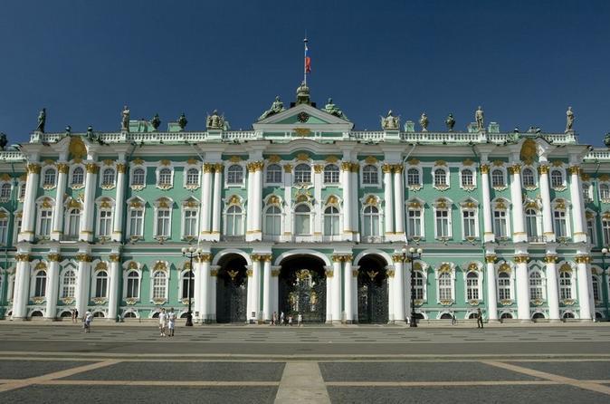 St Petersburg Hermitage Museum Skip-the-Line Ticket
