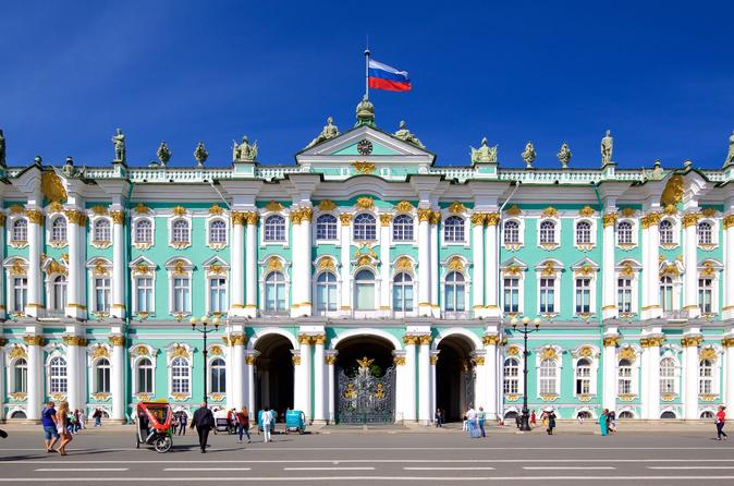 St Petersburg Skip-the-line Hermitage tour