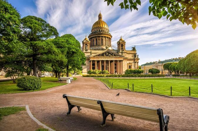 St Petersburg Visa-Free 2-Day All Inclusive Shore Excursion