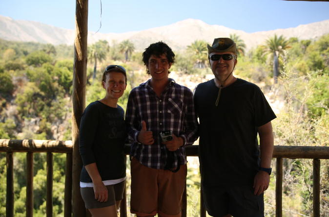 La Campana Day Trip from Santiago