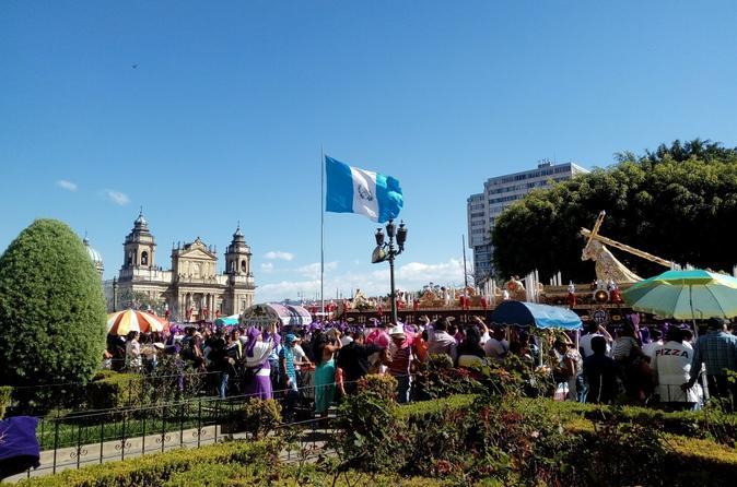Guatemala City tour