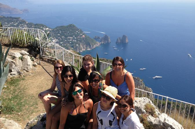 4-Day Small Group Tour: Rome to Amalfi Coast