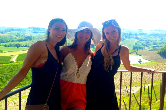 Tuscany Movie Sites Tour: Arezzo, Cortona and Montepulciano