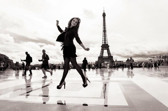 Private Photo Shoot in Paris