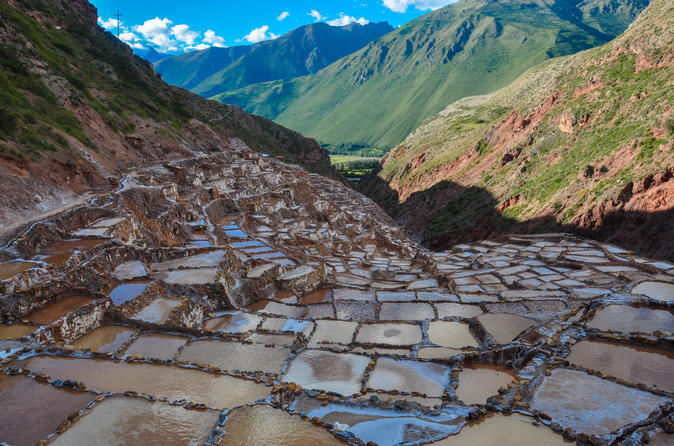 Half-Day Tour To Maras And Moray From Cusco