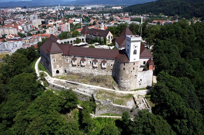 Private Tour From Trieste: Ljubljana- The Green Capital