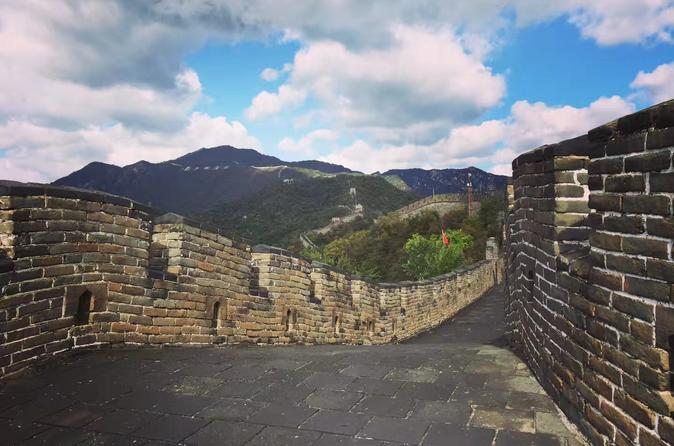 One Day Private Tour to The Mutianyu Great Wall