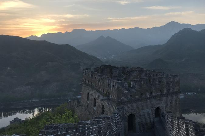 The Private Mutianyu Great Wall and the Huanghuacheng Great Wall Day Tour
