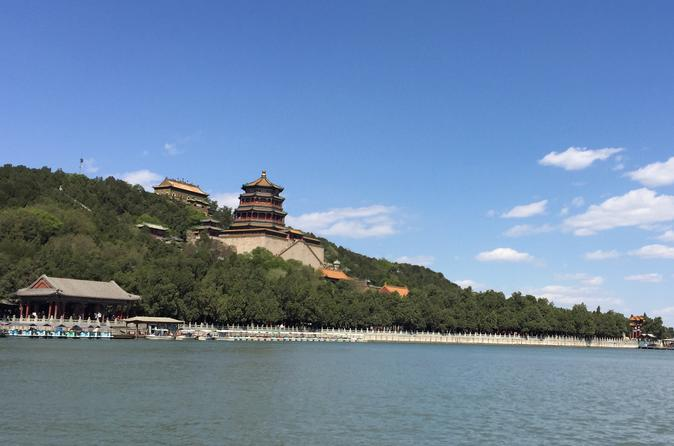 The Private Tour to the Mutianyu Great Wall and the Summer Palace